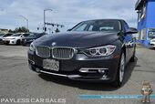 2013 BMW 328I xDrive AWD / Turbocharged / Heated & Power Leather Seats / Sunroof / Navigation / Heads Up Display / Bluetooth / Back Up Camera / Cruise Control / 33 MPG