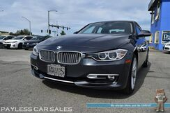 2013_BMW_328I xDrive AWD_/ Turbocharged / Heated & Power Leather Seats / Sunroof / Navigation / Heads Up Display / Bluetooth / Back Up Camera / Cruise Control / 33 MPG_ Anchorage AK
