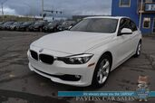 2013 BMW 328i / Automatic / Power Leather Seats / Sunroof / Bluetooth / Cruise Control / Push Button Start / Aluminum Wheels / 35 MPG