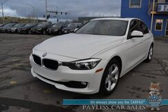 2013_BMW_328i_/ Automatic / Power Leather Seats / Sunroof / Bluetooth / Cruise Control / Push Button Start / Aluminum Wheels / 35 MPG_ Anchorage AK