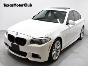 2013_BMW_5 Series_4dr Sdn 550i RWD_ Arlington TX