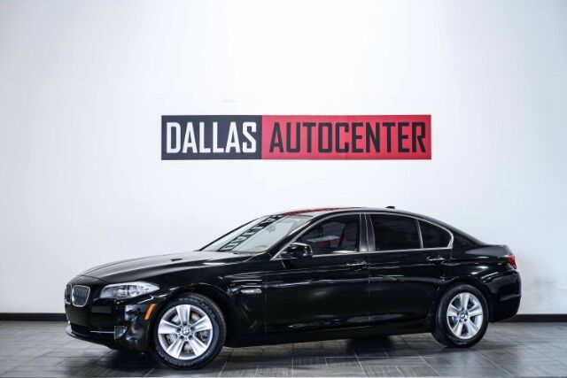 2013 BMW 5-Series 528i Carrollton TX