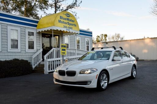 2013_BMW_5 Series_528i_ Wilmington NC