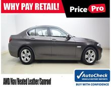2013_BMW_5 Series_528i xDrive AWD w/Nav & Sunroof_ Maumee OH