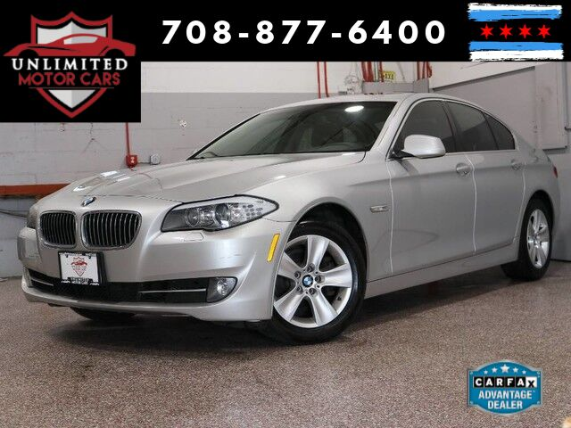 2013 BMW 5 Series 528i xDrive Bridgeview IL