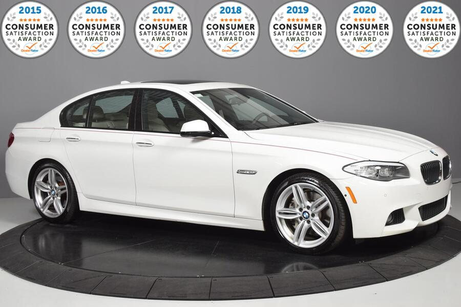 2013_BMW_5 Series_535i_ Glendale Heights IL