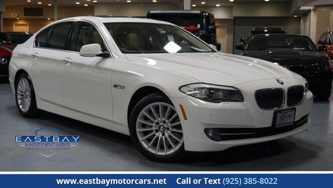 2013_BMW_5 Series_535i_ San Ramon CA