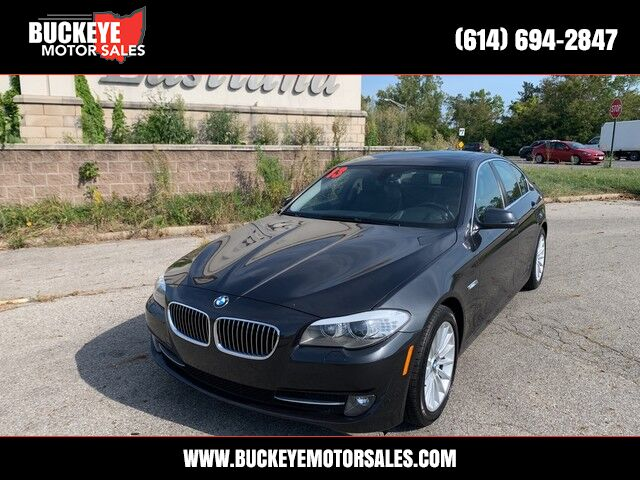 2013 BMW 5 Series 535i xDrive Columbus OH