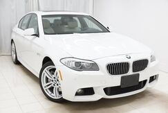 2013_BMW_5 Series_535i xDrive M Sports Navigation Sunroof Backup Camera 1 Owner_ Avenel NJ
