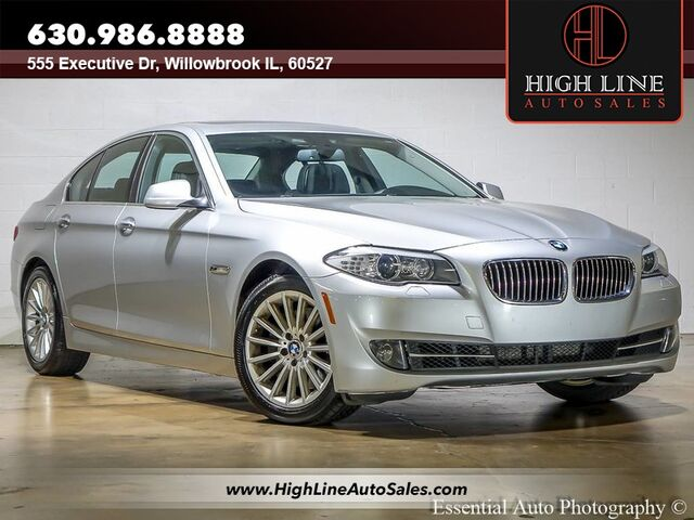 2013 BMW 5 Series 535i xDrive Willowbrook IL