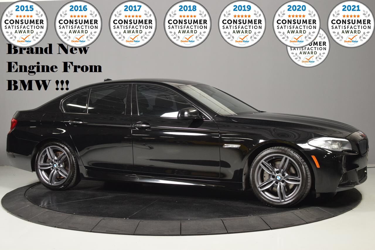 2013 BMW 5 Series 550i Glendale Heights IL