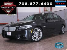 2013_BMW_5 Series_550i Rare 6-Spd!! LOADED!!_ Bridgeview IL