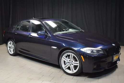 2013 BMW 5 Series 550i xDrive M-Sport Easton PA