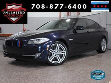 2013_BMW_5 Series_550i xDrive M Sport V8 4.4L TWINPOWER TURBO NAVI BACKUP CAM HEATED SEATS_ Bridgeview IL