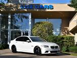 2013 BMW 535i xDrive M-Sport Nav AWD MSRP $65,775