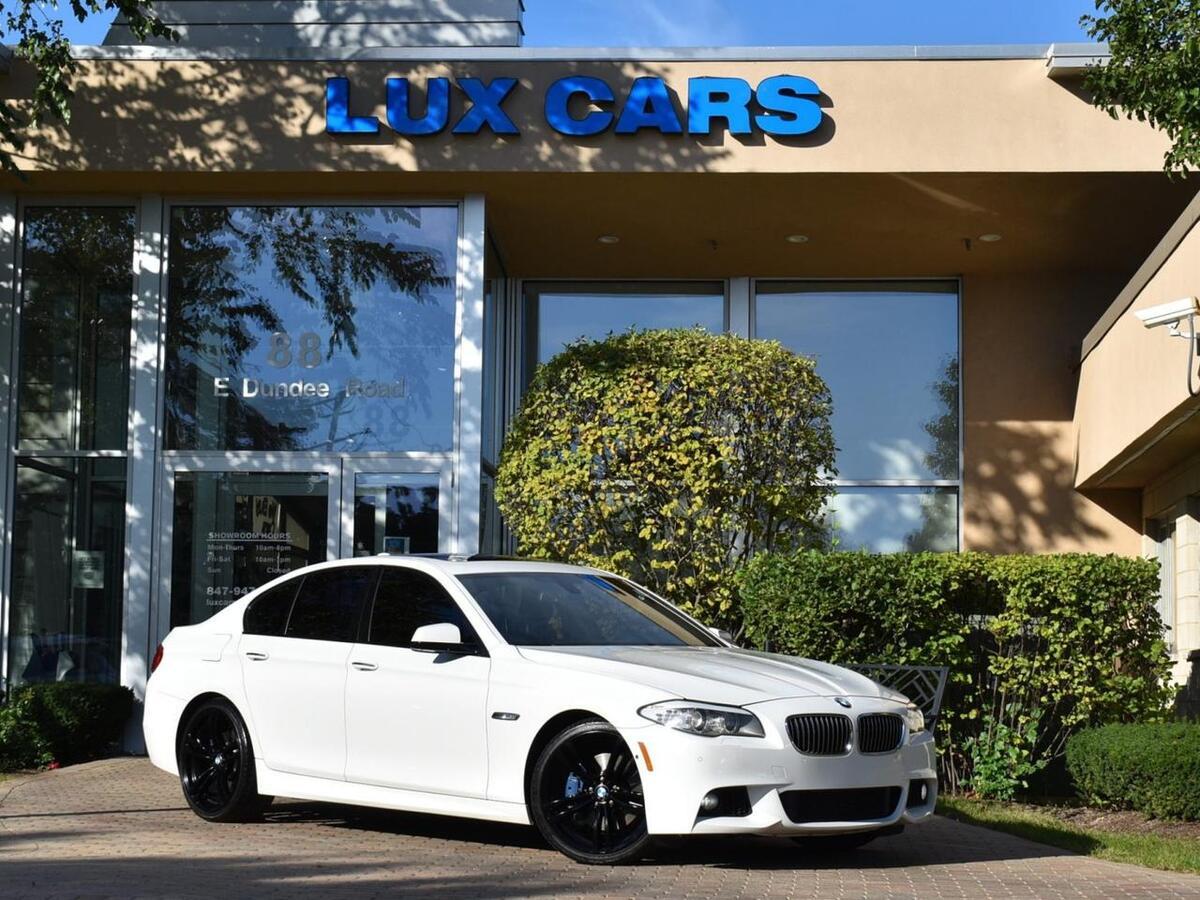 2013_BMW_535i_xDrive M-Sport Nav AWD MSRP $65,775_ Buffalo Grove IL