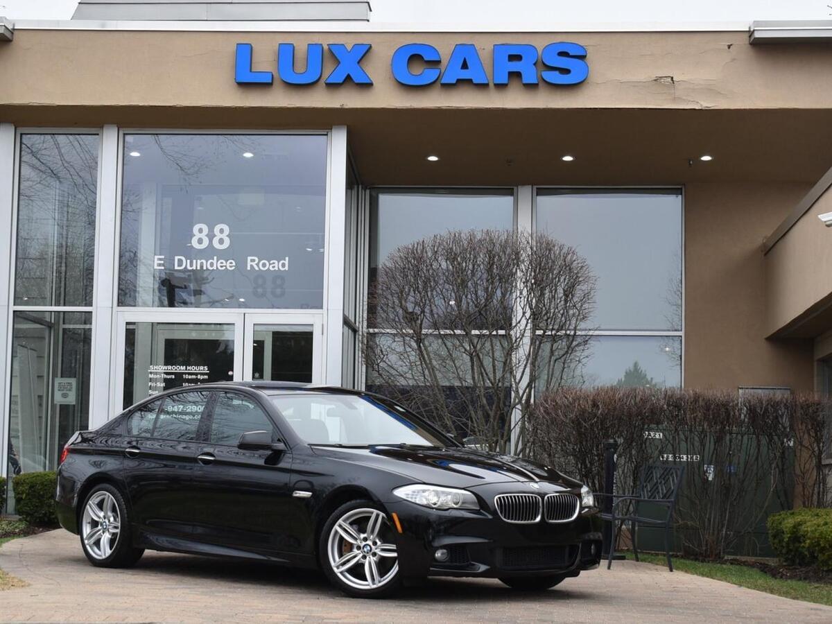2013_BMW_535i_xDrive M-Sport Technology Nav MSRP $65,825_ Buffalo Grove IL