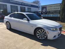 BMW 550i M SPORT PACKAGE NAVIGATION, REAR VIEW CAMERA, PARKING SENSORS, HEATED LEATHER, SUNROOF!!! LOADED!!! 2013