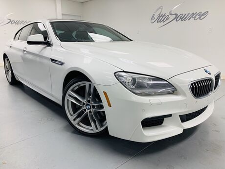 2013 BMW 6 Series 640i Gran Coupe Dallas TX