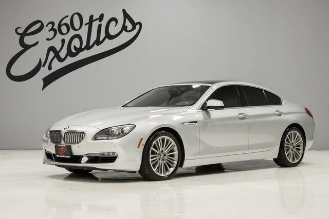 2013_BMW_6 Series_650i_ Austin TX