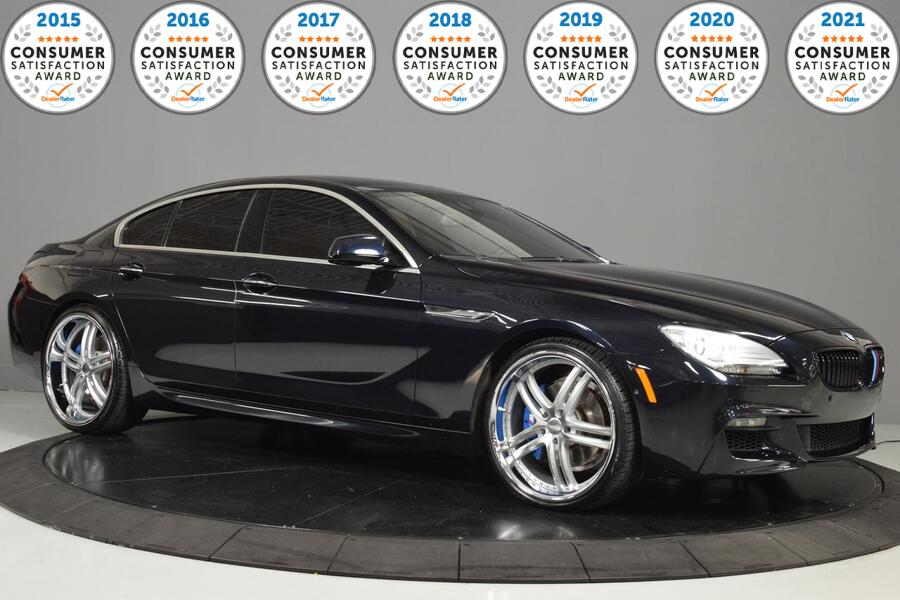 2013_BMW_6 Series_650i_ Glendale Heights IL