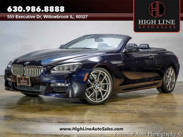 2013 BMW 6 Series 650i Willowbrook IL