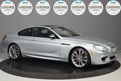 BMW 6 Series 650i xDrive 2013