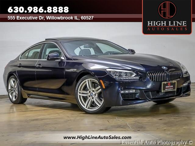 2013 BMW 6 Series 650i xDrive Willowbrook IL