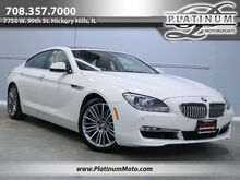 2013_BMW_650i xDrive Gran Coupe_1 Owner Nav Roof Loaded_ Hickory Hills IL