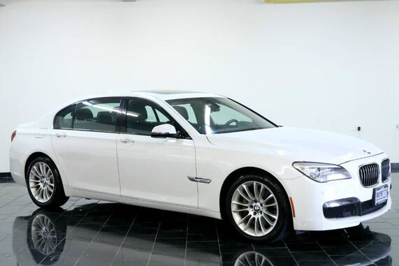 2013_BMW_7 Series_4dr Sdn 740Li xDrive AWD_ Leonia NJ