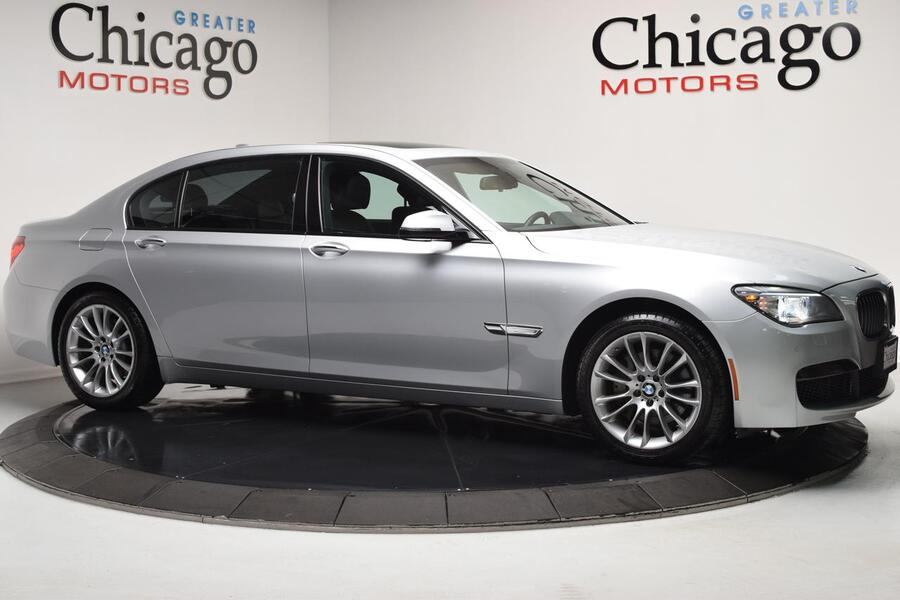 2013_BMW_7 Series_740Li xDrive_ Chicago IL