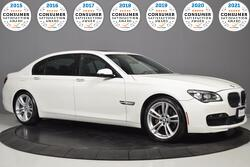 BMW 7 Series 740Li xDrive 2013