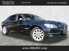 2013_BMW_7 Series_740Li xDrive_ Kansas City KS