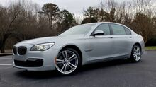 2013_BMW_7 Series_750Li / EXEC PKG / NAV / SUNROOF / CAMERA_ Charlotte NC