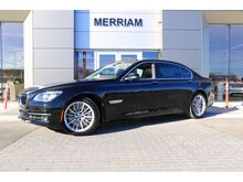 2013_BMW_7 Series_750Li xDrive_ Kansas City KS