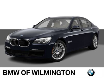 2013_BMW_7 Series_750Li_ Charleston SC