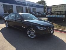 BMW 750Li M SPORT PACKAGE REAR AND SURROUND VIEW, HEADS-UP DISPLAY, LANE CHANGE, SOFT CLOSE!!! EVERY OPTION!!! SUPER CLEAN!!! 2013