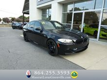 2013_BMW_M5__ Greenville SC