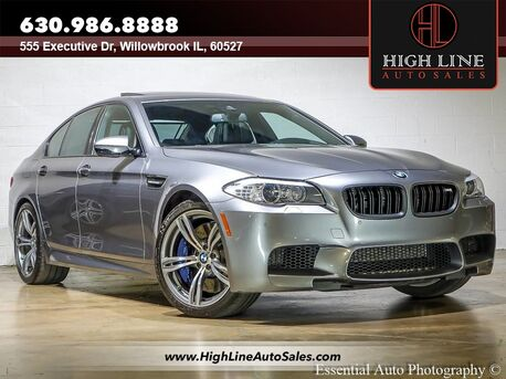 2013_BMW_M5__ Willowbrook IL