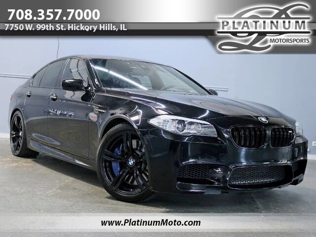 2013 BMW M5 Executive Pkg Twin Turbo 560HP Beast Sedan Hickory Hills IL