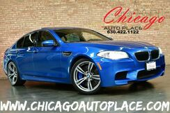 2013_BMW_M5_Sedan - 4.4L 560HP V8 ENGINE NAVIGATION TOP VIEW CAMERAS GRAY LEATHER HEATED SEATS SUEDE HEADLINER HEADS-UP DISPLAY KEYLESS GO_ Bensenville IL