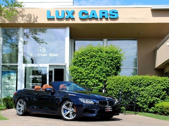 2013_BMW_M6_Convertible Nav MSRP $130,255_ Buffalo Grove IL