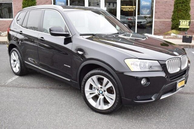 2013 BMW X3 xDrive 35i Easton PA
