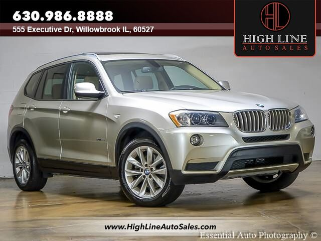 2013 BMW X3 xDrive28i Willowbrook IL