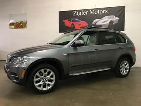 BMW X5 only 35kmi Nav Rear View Cam HeadsUp Heated seats xDrive35i Premium One Owner Clean Carfax LOW MILES 2013