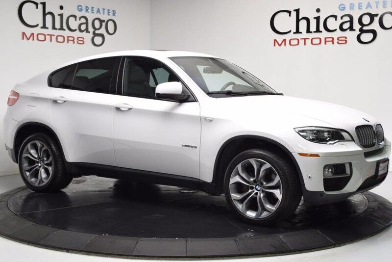 2013_BMW_X6 xDrive50i Carfax Certified_Sport Pack~Tech~1 Owner Real Miles!_ Chicago IL