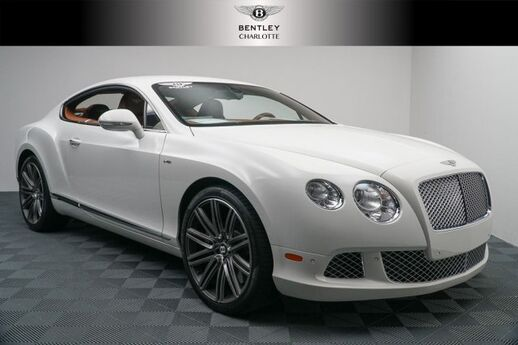 2013 Bentley Continental GT 2DR CPE Hickory NC