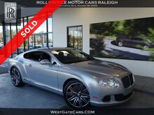 2013_Bentley_Continental GT Speed__ Raleigh NC