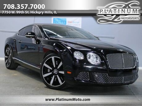2013 Bentley Continental GT Speed W12 Le Mans Limited Edition 1 of 48 Made Hickory Hills IL