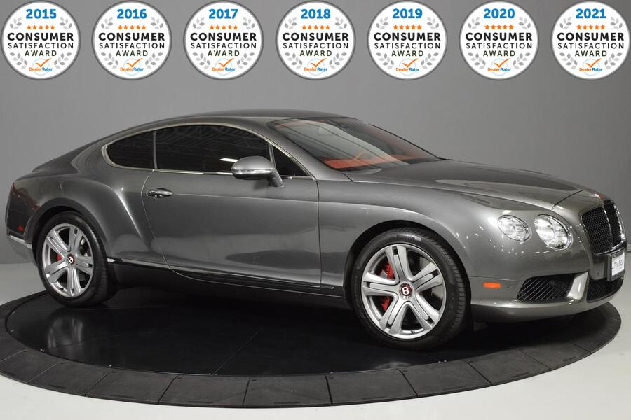 2013_Bentley_Continental GT V8__ Glendale Heights IL